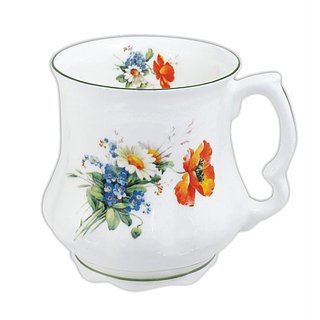 Kubek porcelanowy babuni DAVID MICHAEL RUMIANEK 400 ml