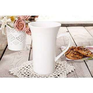 Kubek porcelanowy DUO BLANCO 500 ml