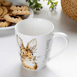 Kubek porcelanowy PRICE AND KENSINGTON BUNNY 350 ml