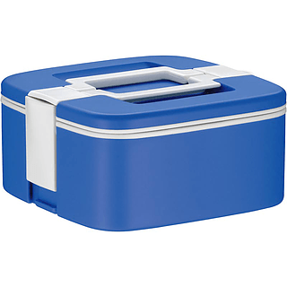 Lunch box plastikowy ALFI CHECK NIEBIESKI 0,75 l