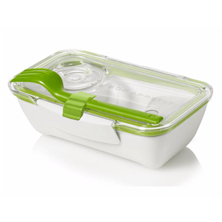 Lunch box plastikowy BLACK BLUM BENTO BOX ZIELONY