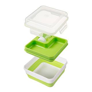 Lunch box plastikowy COOL GEAR BENTO BOX 1,6 l