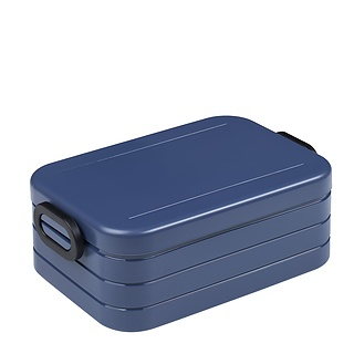 Lunch box plastikowy MEPAL TAKE A BREAK GRANATOWY 0,9 l