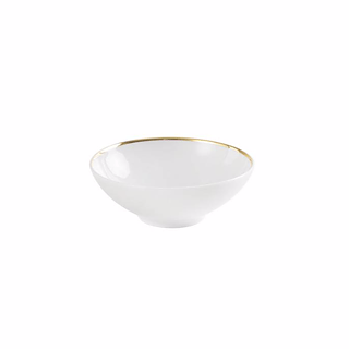 Miska / Salaterka porcelanowa KAHLA MAGIC GRIP DINER LINE OF GOLD 0,1 l