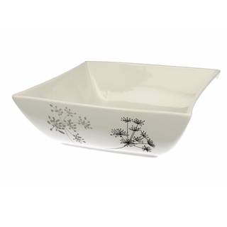 Salaterka porcelanowa DUO FINO 2,5 l