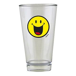 Szklanka do napojów ZAK DESIGNS HAPPY SMILEY 300 ml