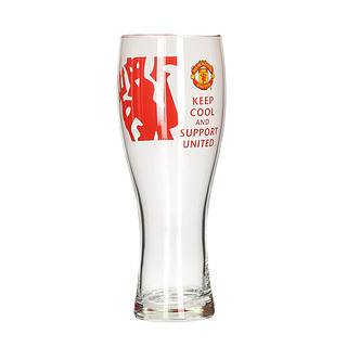 Szklanka do piwa SUPPORT MANCHESTER UNITED 500 ml