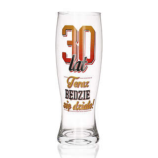Szklanka do piwa XXL 30-STKA 1500 ml