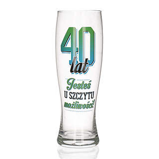 Szklanka do piwa XXL 40-STKA 1500 ml