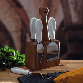 Sztućce do serów KITCHEN CRAFT ARTESA 4 szt.