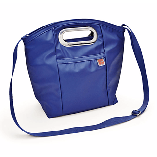Torba na lunch IRIS LADY LUNCH BAG NIEBIESKA