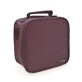 Torba na lunch IRIS LUNCH BAG BASIC FIOLETOWA