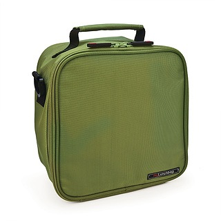 Torba na lunch IRIS LUNCH BAG BASIC ZIELONA