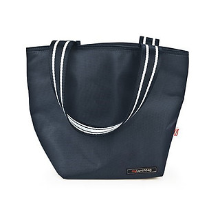 Torba na lunch IRIS LUNCH BAG TOTE SZARY