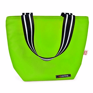 Torba na lunch IRIS LUNCH BAG TOTE ZIELONY