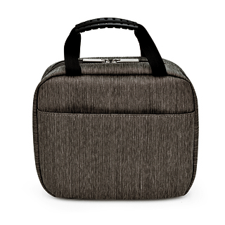 Torba na lunch IRIS LUNCH BAG TWIN CITY SZARA