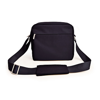 Torba na lunch IRIS LUNCH BAG URBAN CZARNA