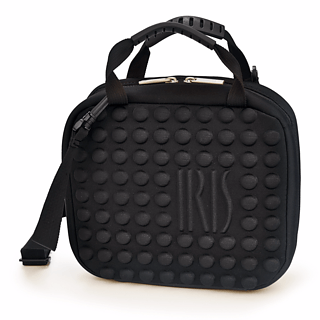 Torba na lunch IRIS TWIN BAG CZARNA