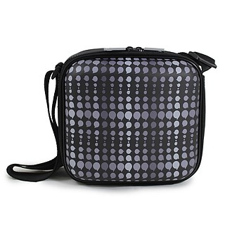 Torba termiczna / Lunch bag z neoprenu SMART LUNCH OFFICE SZARY