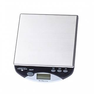 Waga elektroniczna do kawy COFFEE GEAR BENCH SCALE