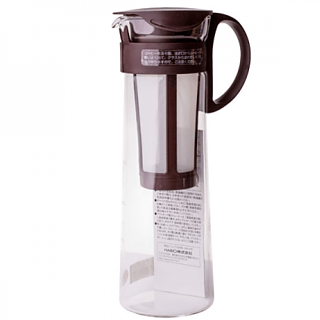 Zaparzacz do kawy na zimno HARIO MIZUDASHI COFFEE POT BROWN 1 l