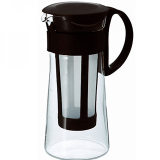 Zaparzacz do kawy na zimno HARIO MIZUDASHI COFFEE POT MINI BLACK 0,6 l