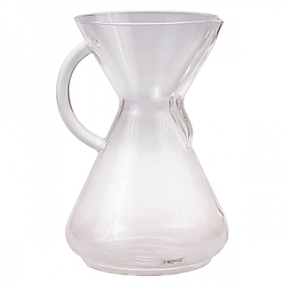 Zaparzacz do kawy szklany CHEMEX COFFEE MAKER GLASS HANDLE 1,4 l