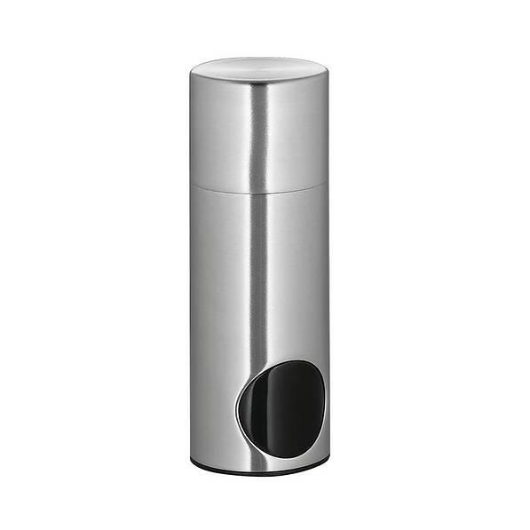 Edelstahl//Kunststoff Gefu Süßstoffspender Fina 16130 Drehverschluss Dosierer