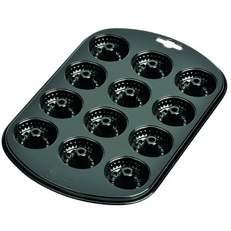 Forma do pieczenia 12 muffinek metalowa KAISER MUFFIN WORLD MINI