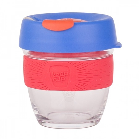 Kubek do kawy szklany z pokrywką KEEPCUP BREW ALCHEMY ELIXIR 227 ml