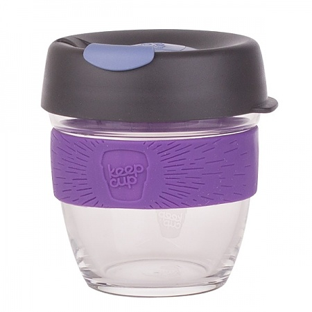 Kubek do kawy szklany z pokrywką KEEPCUP BREW ALCHEMY POTION 227 ml