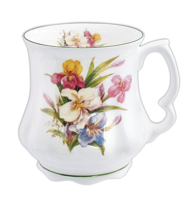 Kubek porcelanowy babuni DAVID MICHAEL IRYS 400 ml