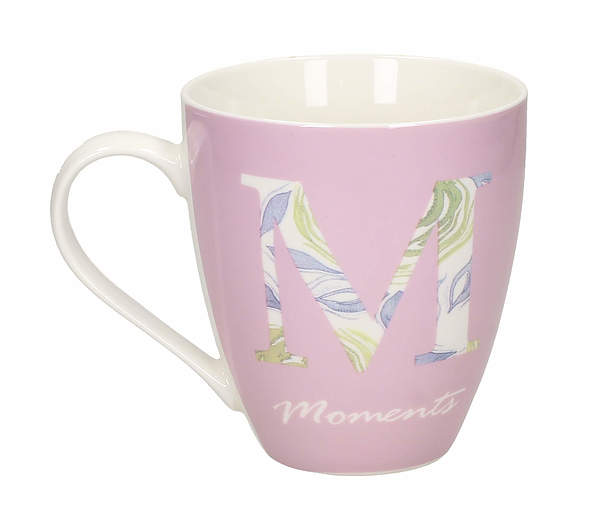 Kubek porcelanowy BARYŁKA MOMENTS 610 ml