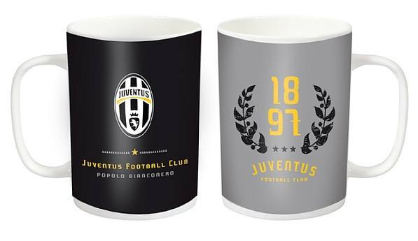 Kubek porcelanowy boss JUVENTUS 350 ml