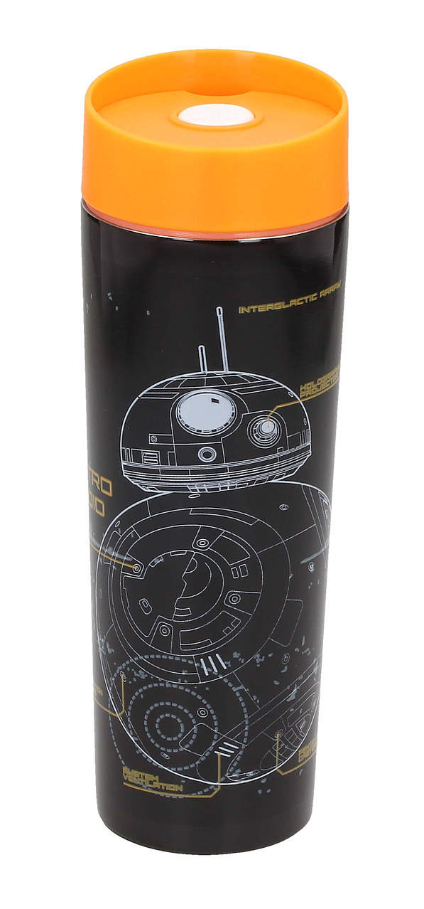 Kubek termiczny DISNEY STAR WARS ASTRO DROID BB-8 0,4 l