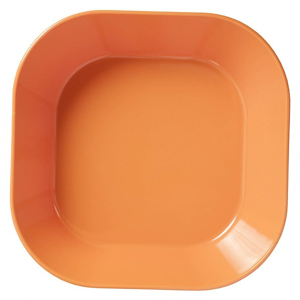Miska plastikowa do sałatek VIALLI DESIGN SIENA ORANGE 30 cm