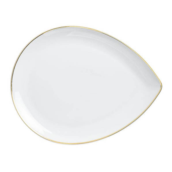 Półmisek porcelanowy KAHLA MAGIC GRIP DINER LINE OF GOLD 32 cm