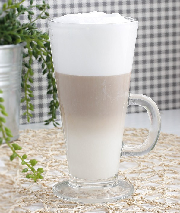 Szklanka do kawy cafe latte GUSTO 270 ml