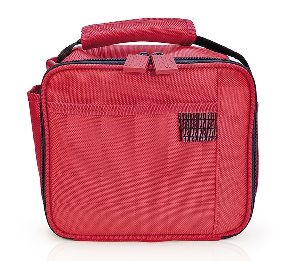 Torba na lunch IRIS MINI LUNCH BAG DECO VICHY CZERWONA