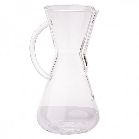 Zaparzacz do kawy szklany CHEMEX COFFEE MAKER GLASS HANDLE 0,5 l