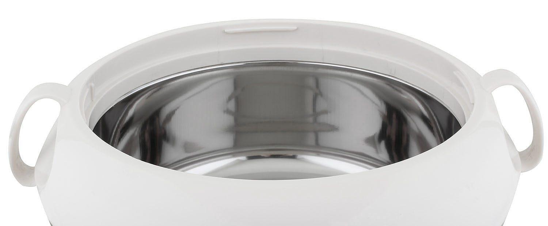 Termomisa plastikowa obiadowa biała DELUXE 1 001b89018eb