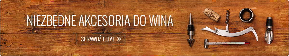 Akcesoria do wina