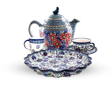 Ceramika Bolesławiec Artystyczna Ręcznie Zdobiona Sklep