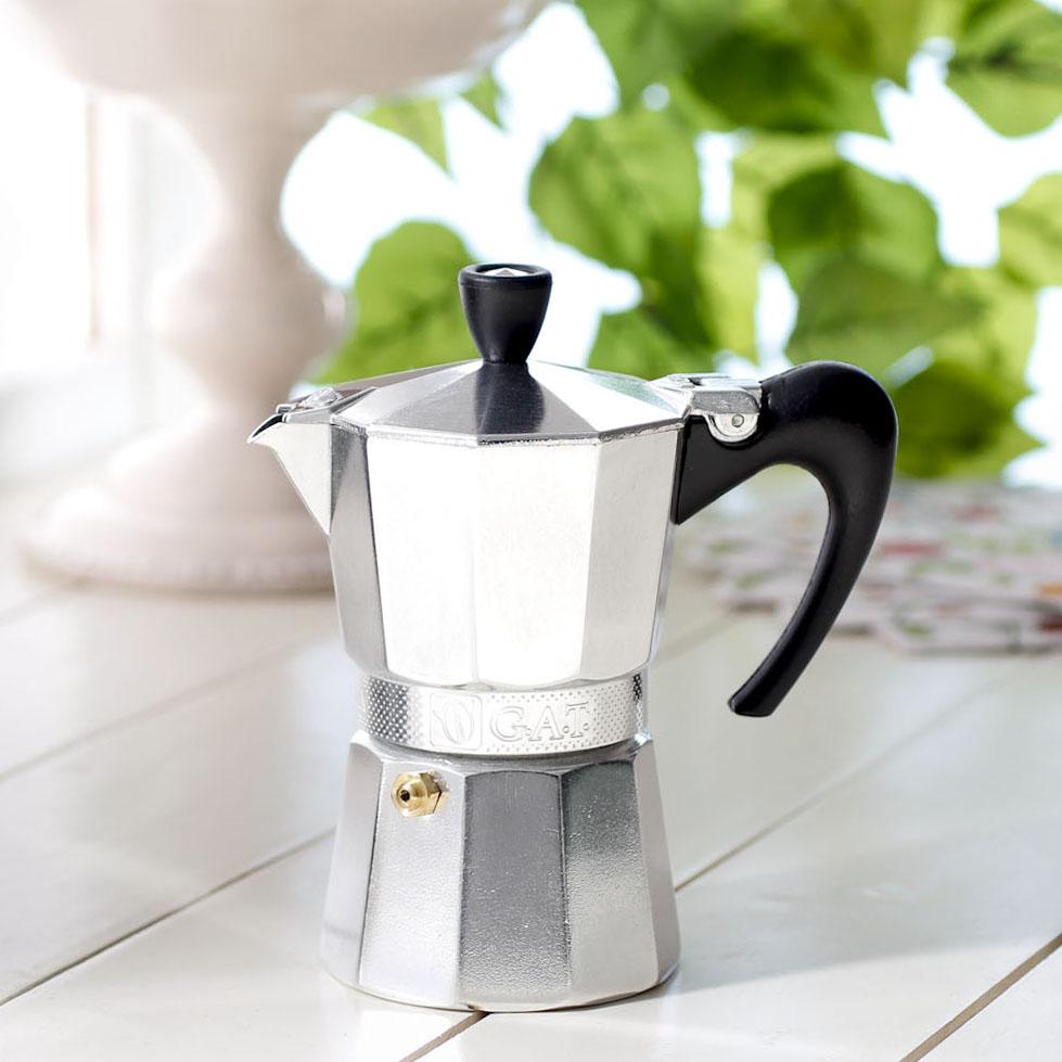 Filtersieb Ersatzsieb Dichtungen für Espressokocher 2-tlg GAT 7 cm