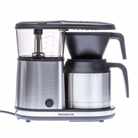 Ekspres do kawy przelewowy BONAVITA 5 CUP STAINLESS STEEL CARAFE COFFEE BREWER 1100 W