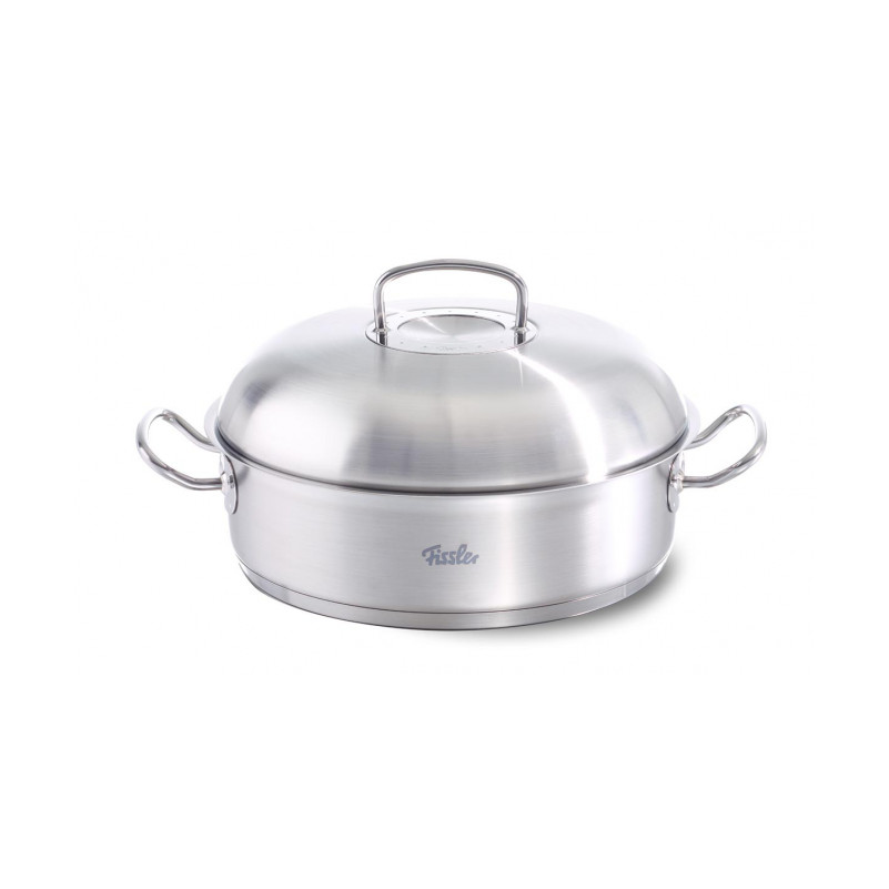 FISSLER Original Profi Collection Dome 4,8 l - brytfanna stalowa z pokrywką
