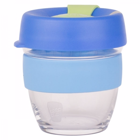Kubek do kawy szklany z pokrywką KEEPCUP BREW ALCHEMY BASE 227 ml
