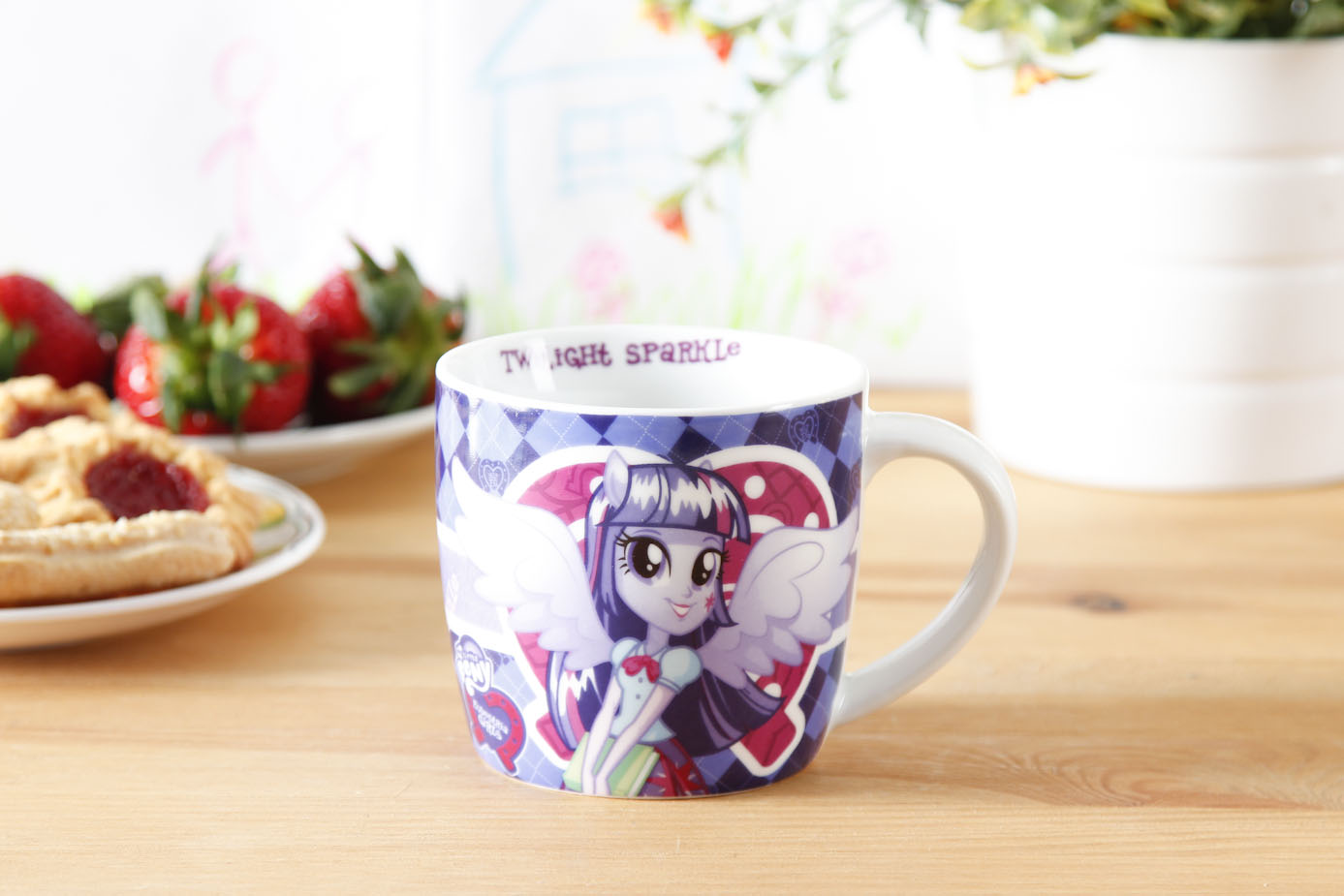 Kubek porcelanowy EQUESTRIA GIRLS TWILIGHT 300 ml