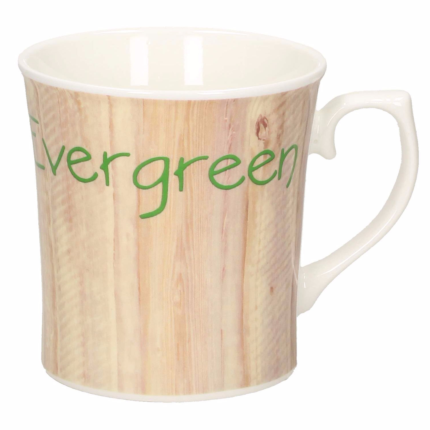 Kubek porcelanowy HERMES EVER GREEN 450 ml