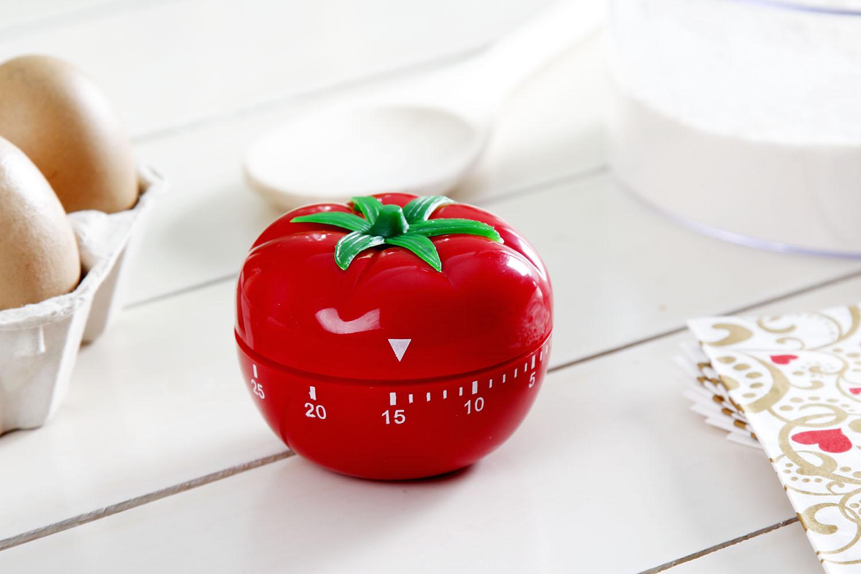 Znalezione obrazy dla zapytania minutnik pomidor